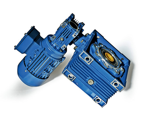 RD/RD COMBINED WORM GEARED MOTORS