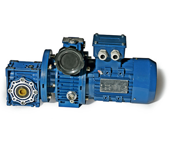 SV+RD MOTOR VARIATORS AND WORM GEARBOXES